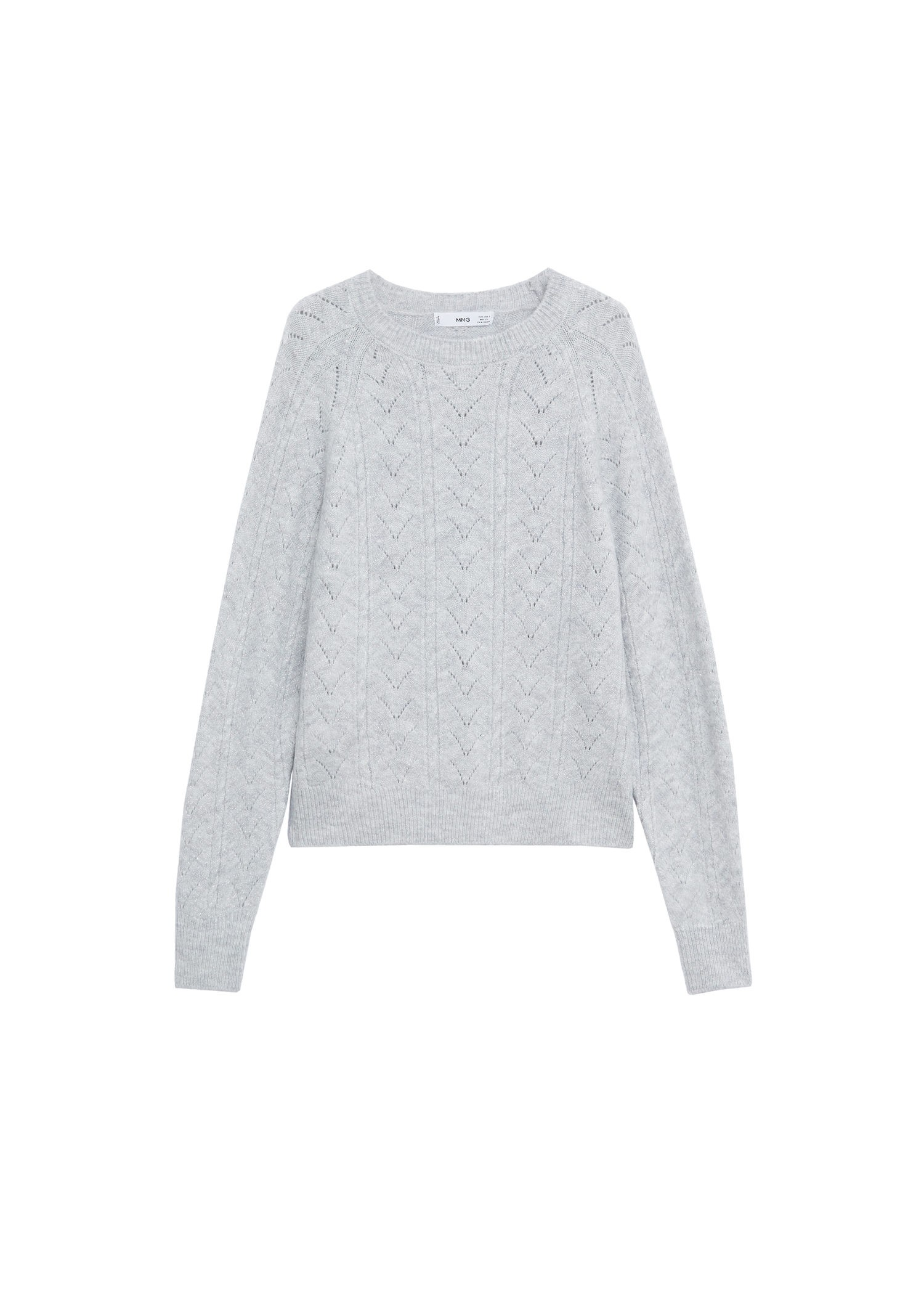 PULLOVER VACATION, GRIS