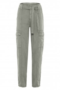TROUSER, LIND GREEN